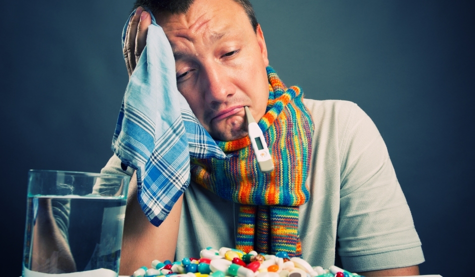 """Gripa bărbatului"""" chiar există, susţine un om de ştiinţă - Descopera.ro"""