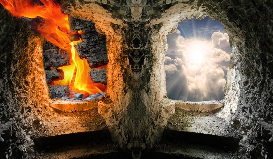 viziunea nu este în iad