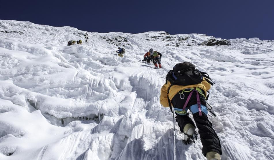 pierdere în greutate alpiniști