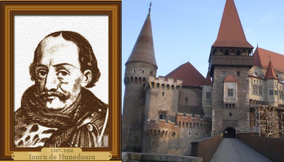 Iancu de Hunedoara, ''atletul lui Hristos'' care a reuşit să îl înfrângă pe  cuceritorul Constantinopolului