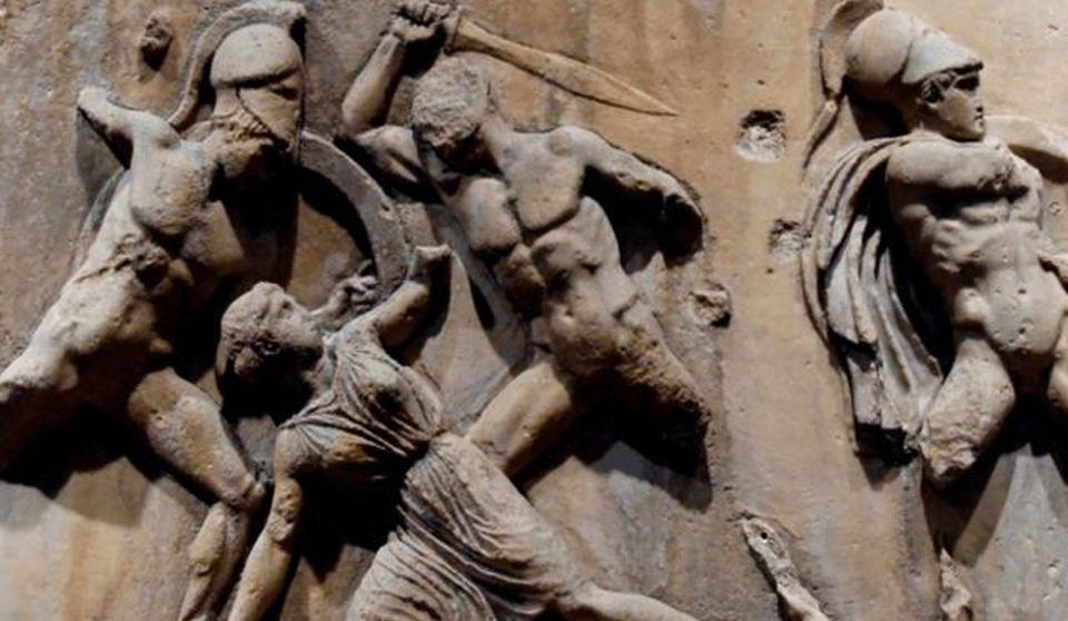 sculptura penisului antic)