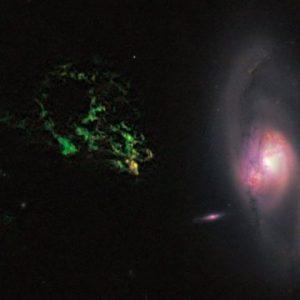 Credit foto: NASA/ESA/W. Keel/University of Alabama/Galaxy Zoo Team