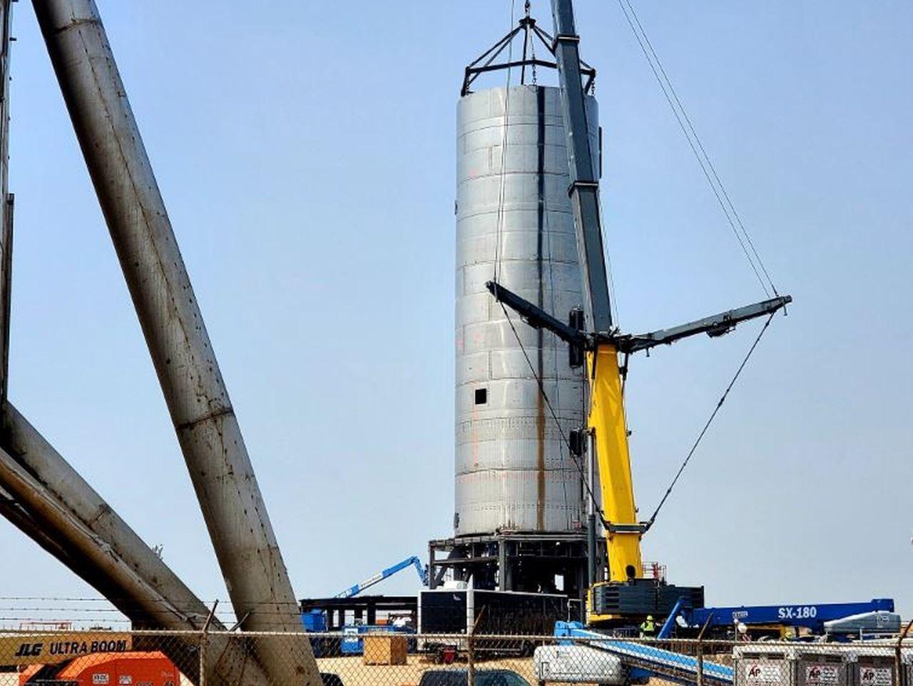 SpaceX a testat pentru a patra oară Starship SN4