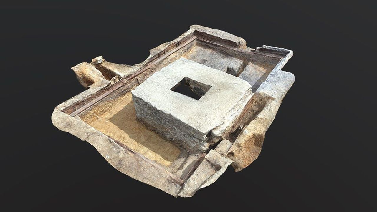 Arheologii au găsit rămășițele celui mai vechi teatru al Londrei