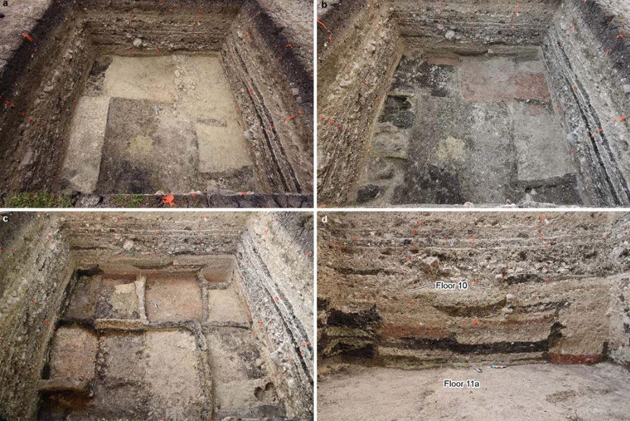 Cel mai mare și mai vechi monument construit de civilizația mayașă a fost descoperit în Mexic