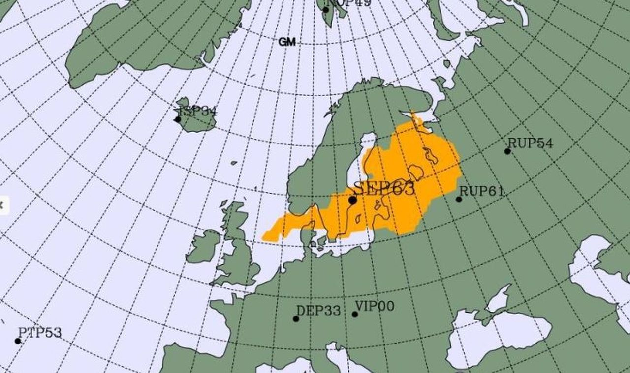 Creștere bruscă a radioactivității deasupra Europei. Ce suspectează agențiile de monitorizare