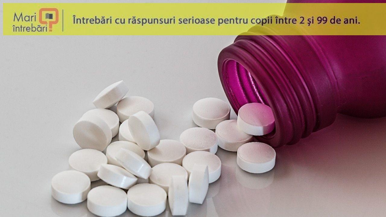 blocaj în medicamentul comun