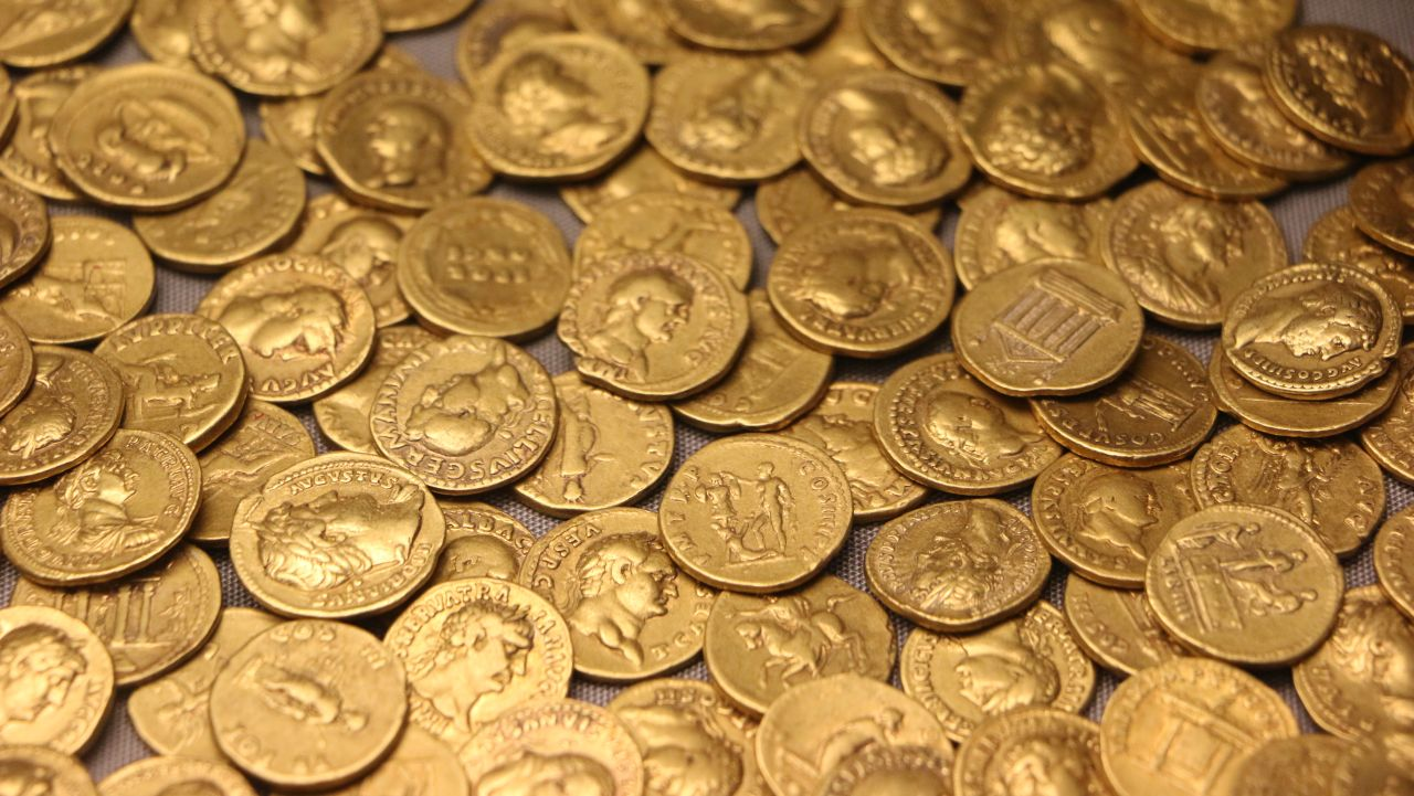 vechi comerciant de monede