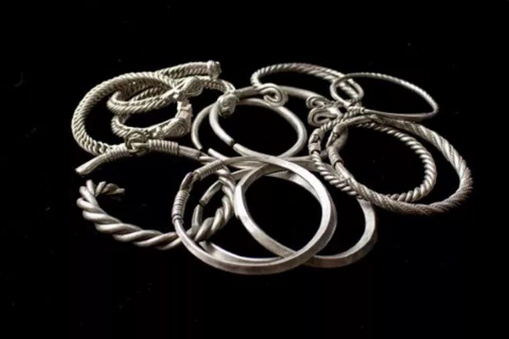 tezaur din argint rusia mongoli