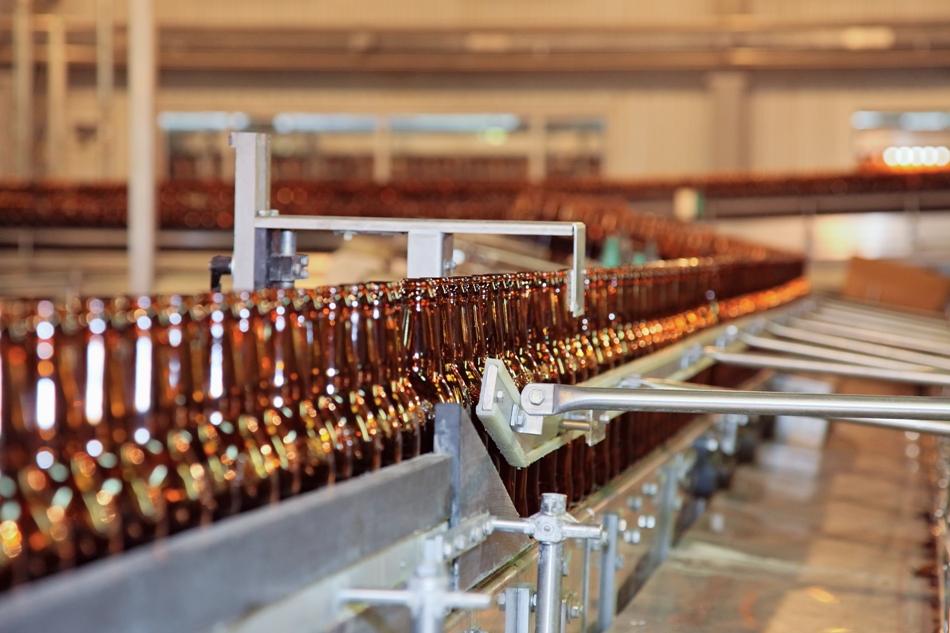 Sticlele brune - unul dintre cele mai răspândite ambalaje utilizate pentru bere