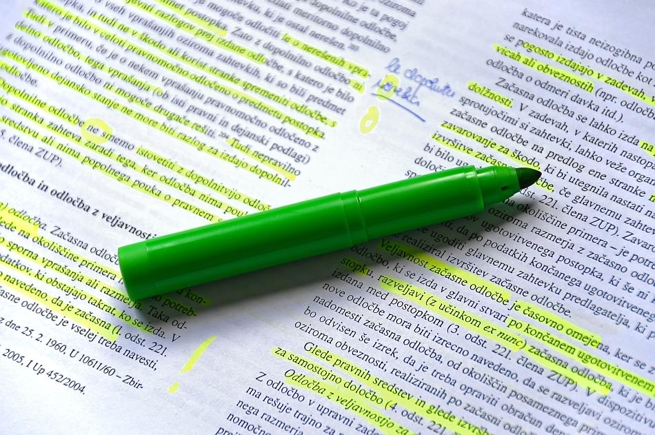 notiţele realizate pe foaia de hârtie vă vor ajuta să obţineţi rezultate mai bune decât atunci când le-aţi realiza electronic.