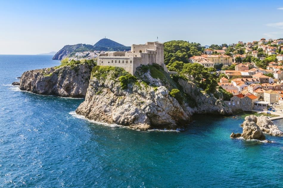 Fortul Lovrijenac din Dubrovnik