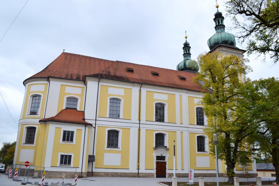 Biserica St. Johann, Donaueschingen.