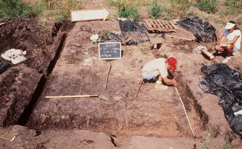 sapaturi arheologice in Cahokia
