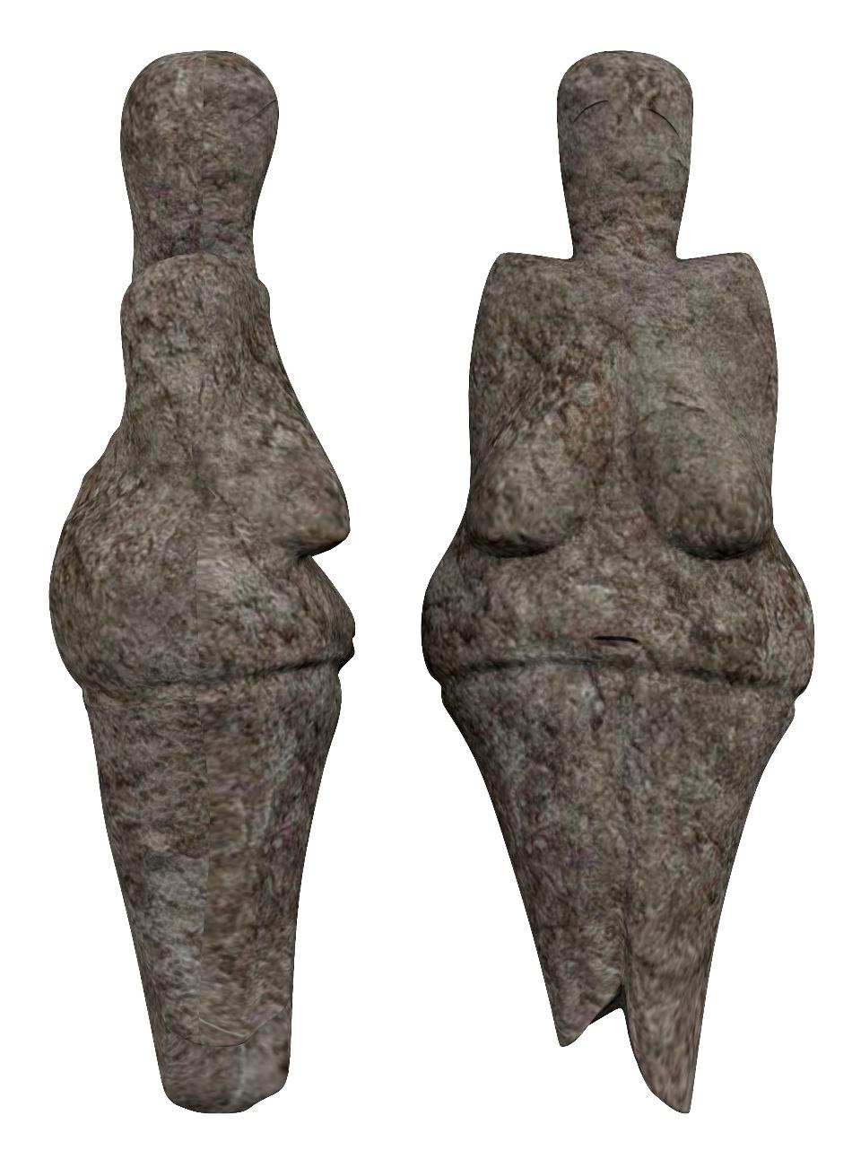 Venus din Dolni Vestonice (Cehia), unul dintre cele mai vechi obiecte ceramice din lume, datează dintr-o perioadă cuprinsă între 29.000 - 25.000 î.e.n.