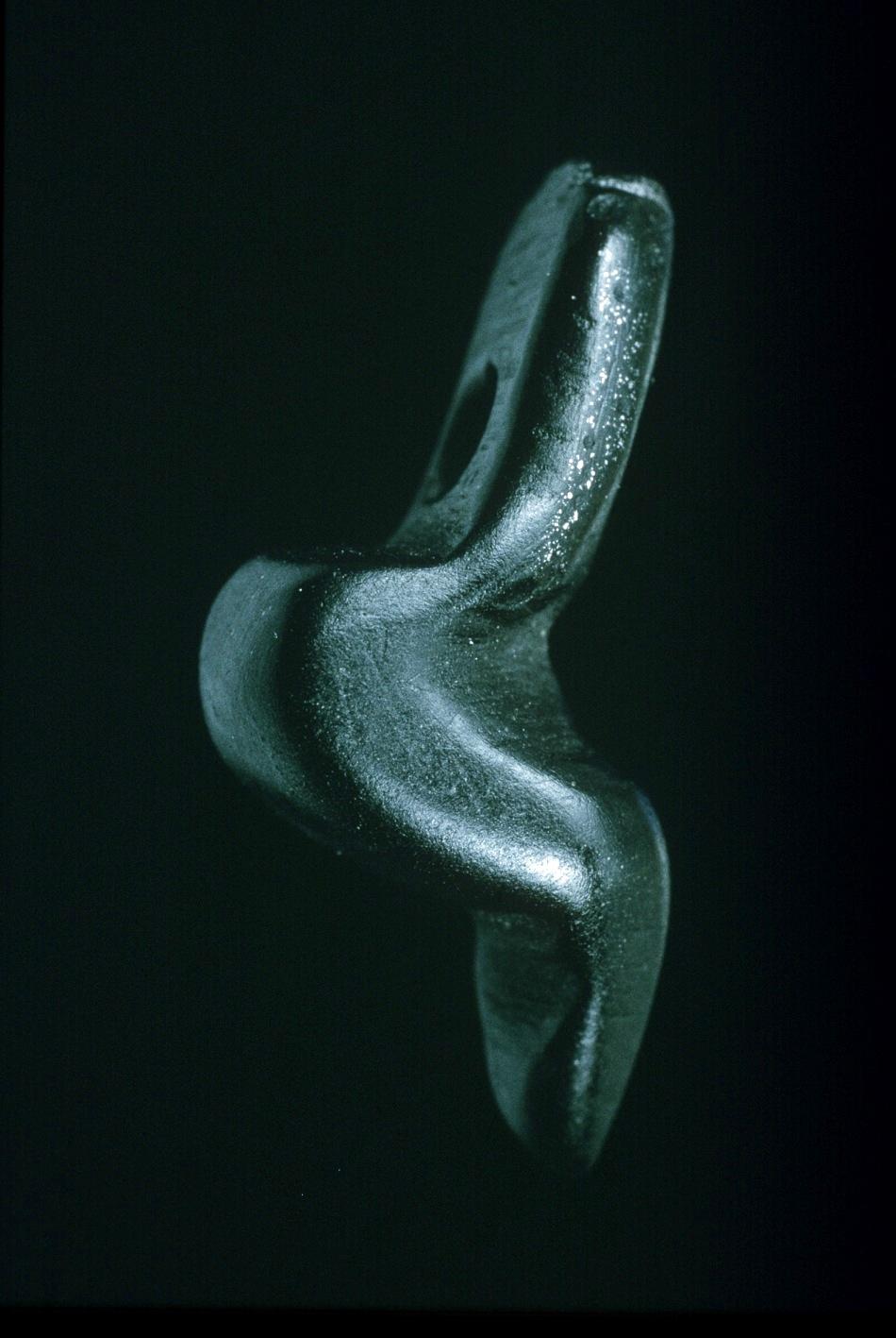 Venus din Monruz (Elveţia) este un pandantiv de mici dimensiuni (18 mm înălţime), reprezentând o siluetă feminină stilizată; este realizat din gagat (un lemn fosilizat, de culoare neagră) şi are o vechime de cca. 11.000 de ani.