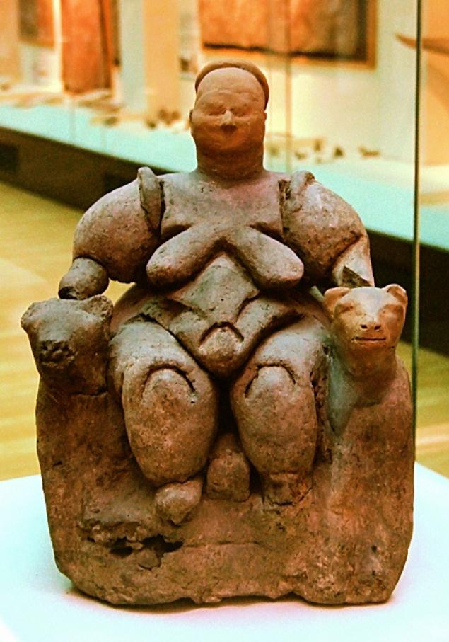 """Pornografie sau religie? Misterul """"figurinelor Venus"""""""
