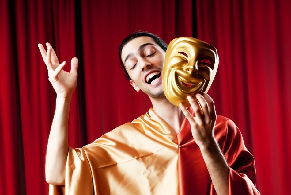 """Umorul a fost analizat încă din Antichitate, multe dintre observaţii fiind """"aplicate practic"""", în crearea comediilor antice."""