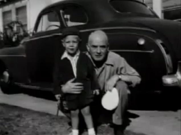 Christopher Michael Langan şi bunicul lui
