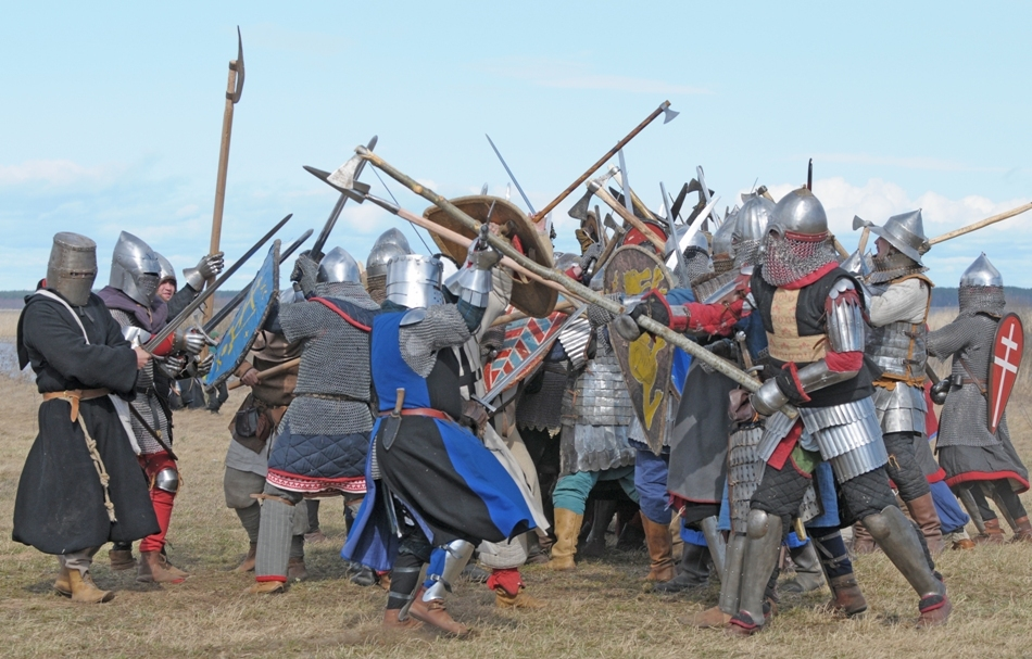 batalie medievala