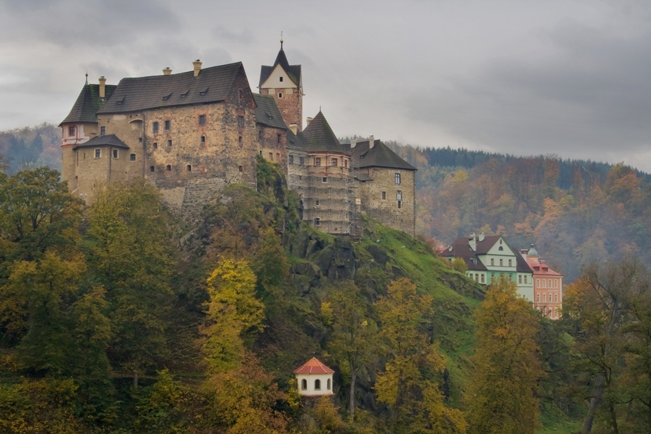 castel din cehia