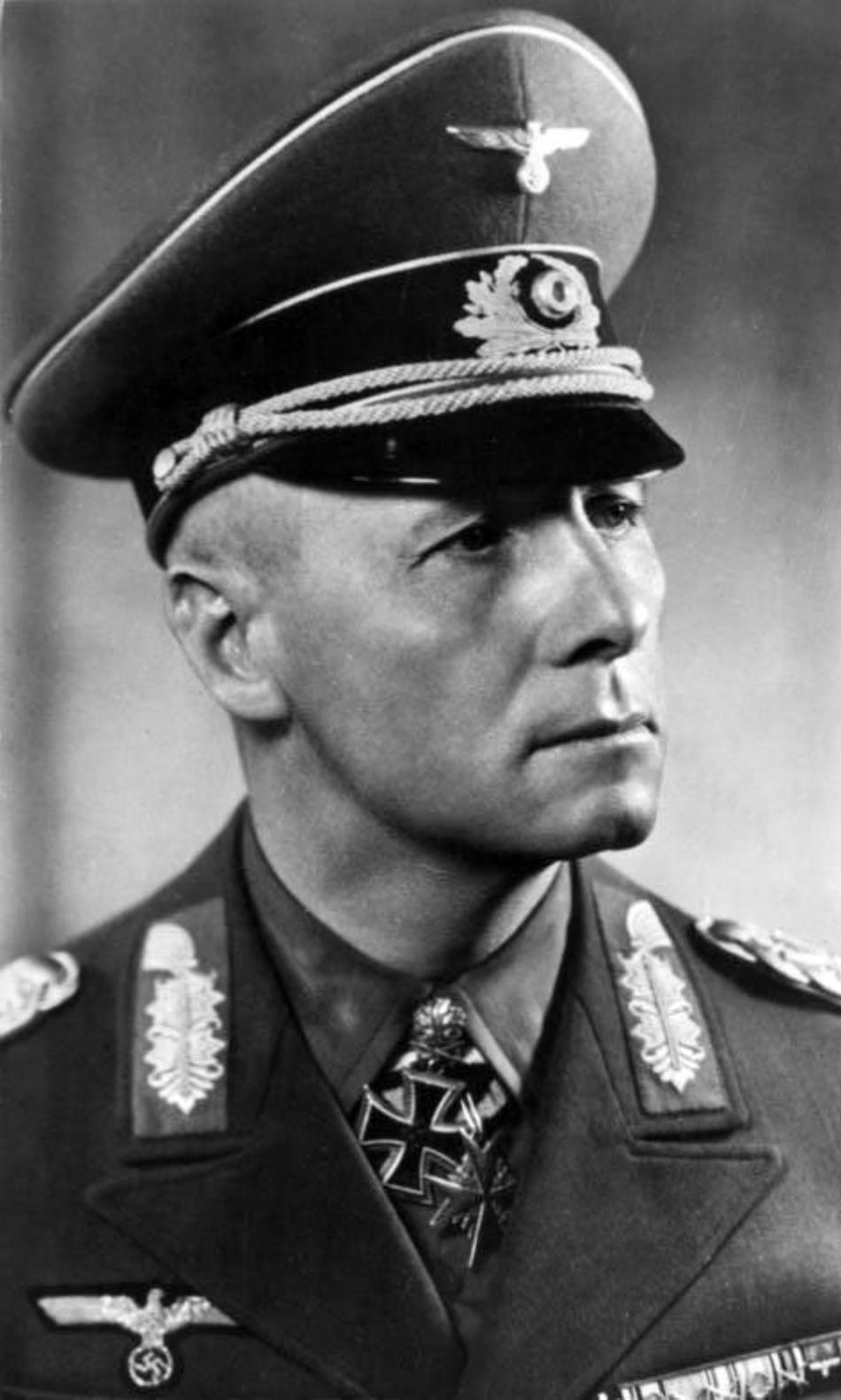 Erwin Rommel în anii săi de glorie