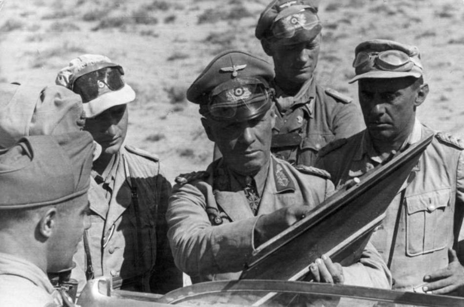 Rommel în Africa de Nord