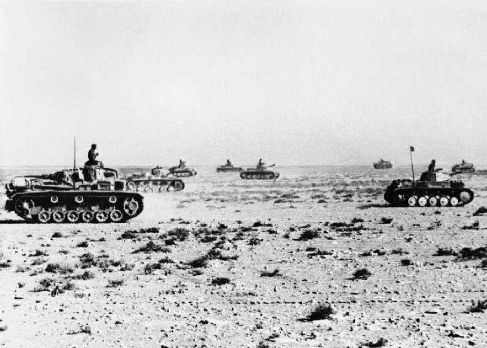 Tancuri din Afrika Korps