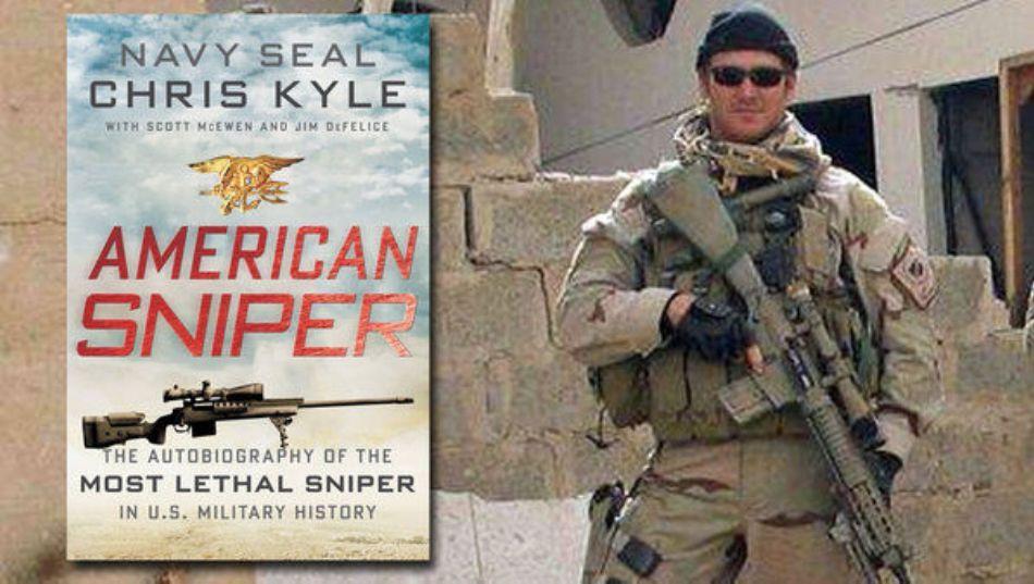 Chris Kyle în Irak