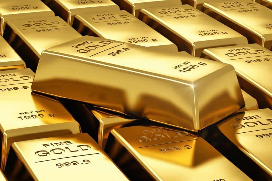 Lingouri din aur
