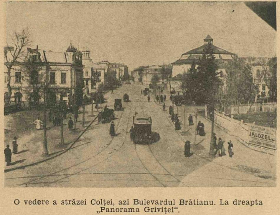 Strada Colţei