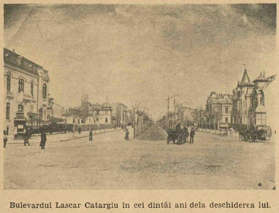 Bulevardul Lascăr Catargiu