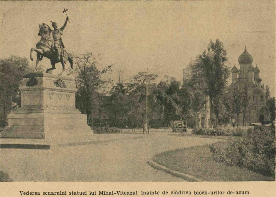 Statuia lui Mihai Viteazul
