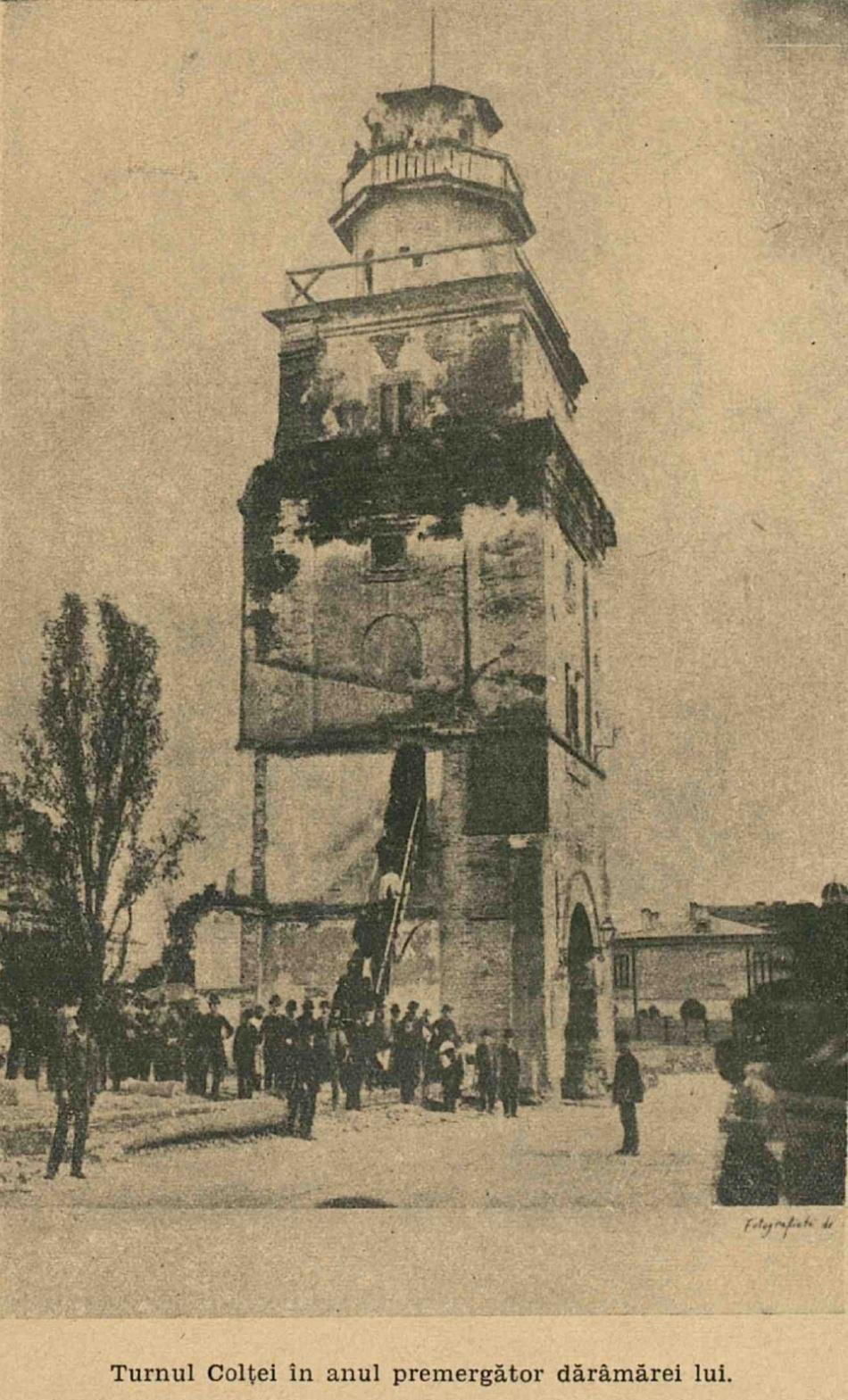 Turnul Colţei