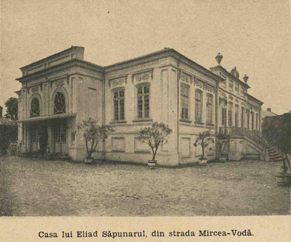 Casa lui Eliad Spătarul