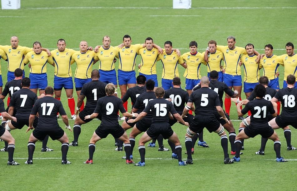România vs. Noua Zeelandă