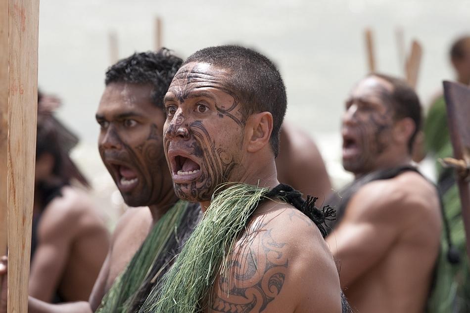 Haka tradiţional