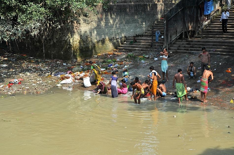 După-amiază în Calcutta