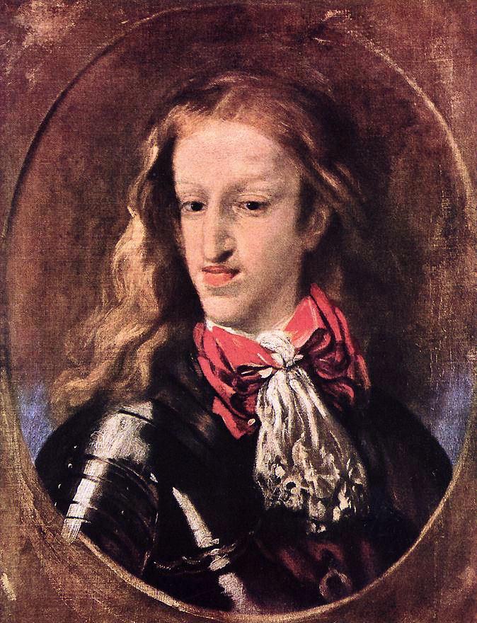 Carol al II-lea al Spaniei