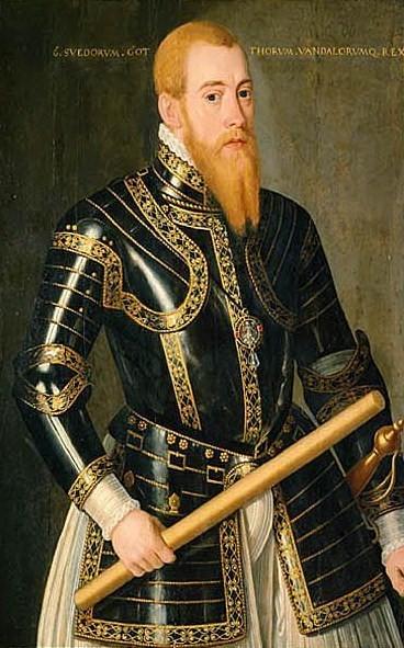 Erik al XIV-lea al Suediei