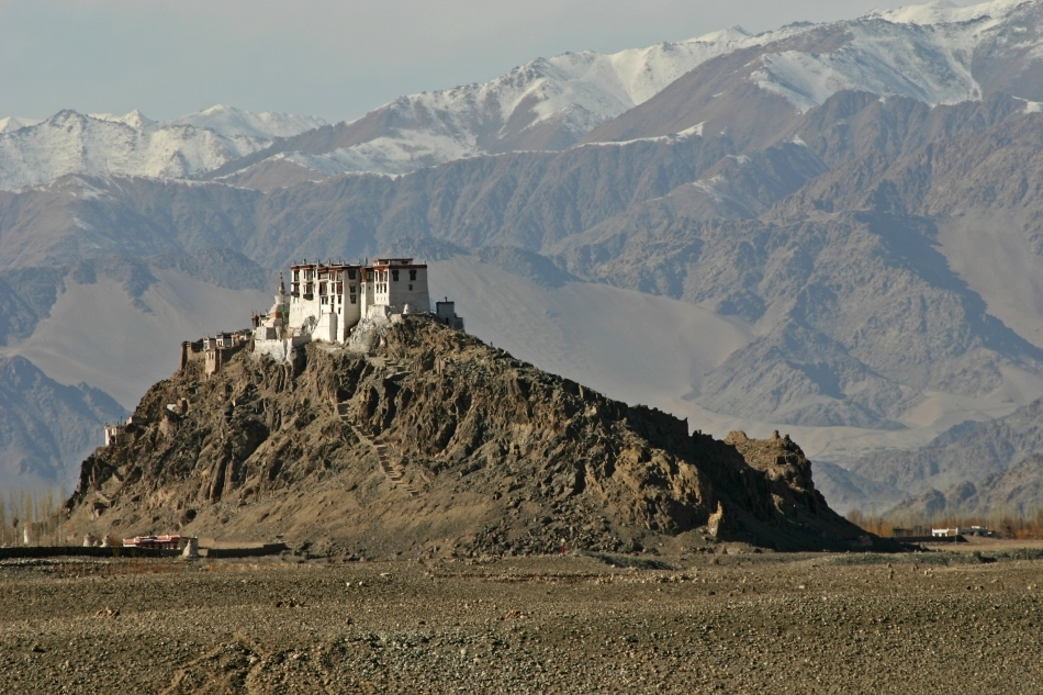 Templu în Tibet