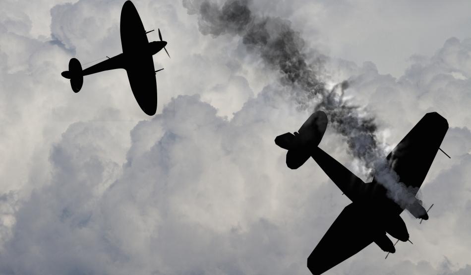 Bătălia Angliei şi blestemul cu aripi al Luftwaffe