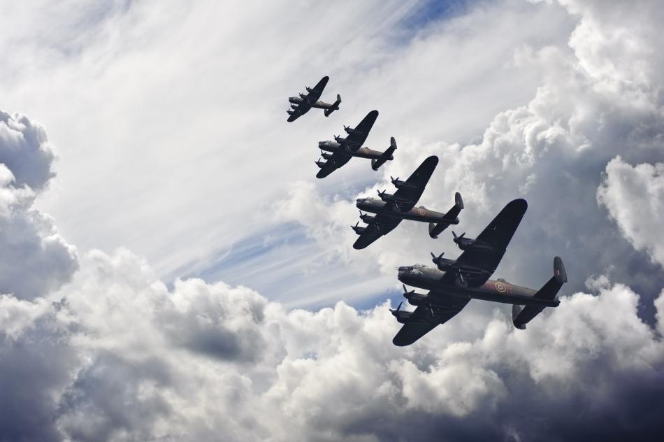 Flotilă de avioane britanice de bombardament din perioada celui de-al doilea Război Mondial