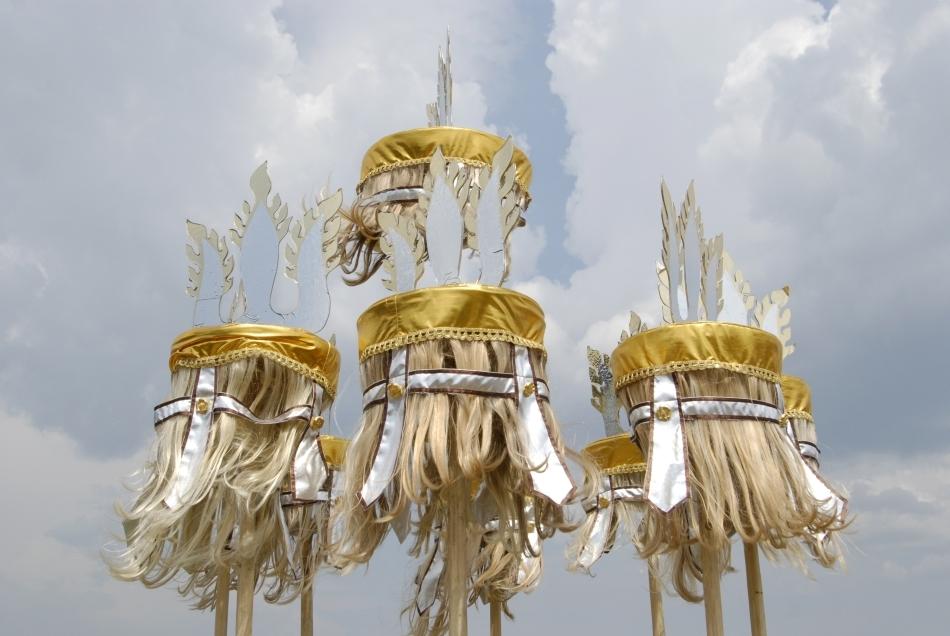 Tuuri, sau steaguri de război tătăreşti reconstituite istoric