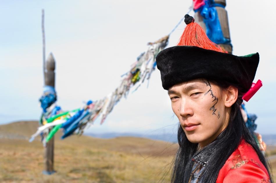 Etnic mongol din zilele noastre