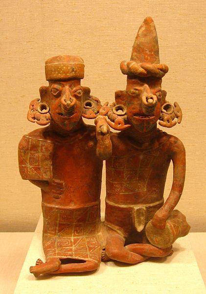 Artefacte din Mexic întruchipânc un cuplu