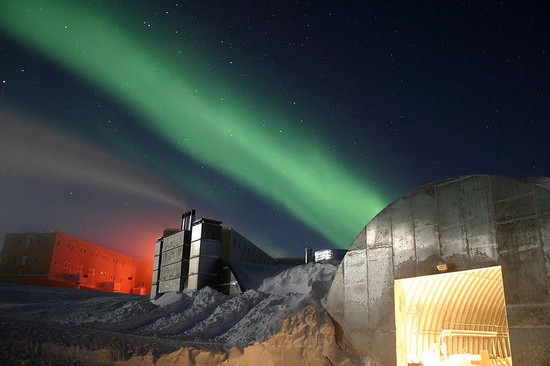 Amundsen-Scott South Pole Station