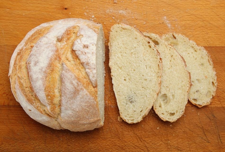 Pâine albă de casă
