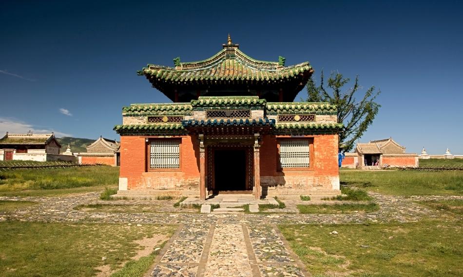 Templul budist Erden Zuu