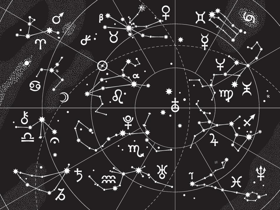 Constelaţiile care alcătuiesc cele douăsprezece zodii